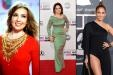 """It's a muy caliente faceoff! Jennifer Lopez and Thalia are reportedly battling to star as Gloria Estefan in the Broadway musical, """"Do That Conga,"""" about the singer's life and journey from Cuba to the United States."""