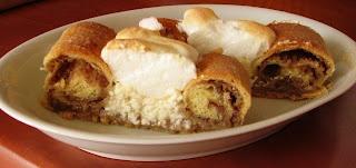 Sladký Sen: Orechový krútený koláč