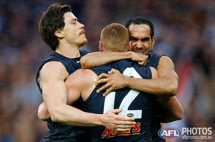 Do you Dare to Dream?   The entire Carlton Football Club and their supporters did last night.  We #BELIEVE  What do you #Believe in?   What gets your heart pumping and the adrenalin rushing?   My blood runs blue!