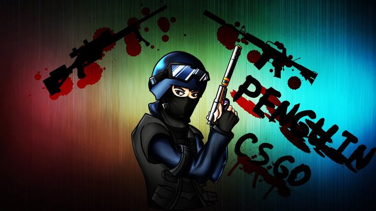 RichPenguin NewLighted - Playing Cs go with russians.