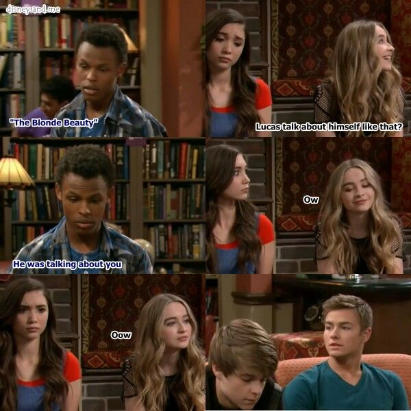 farkle and riley relationship