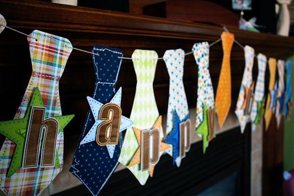 necktie banner