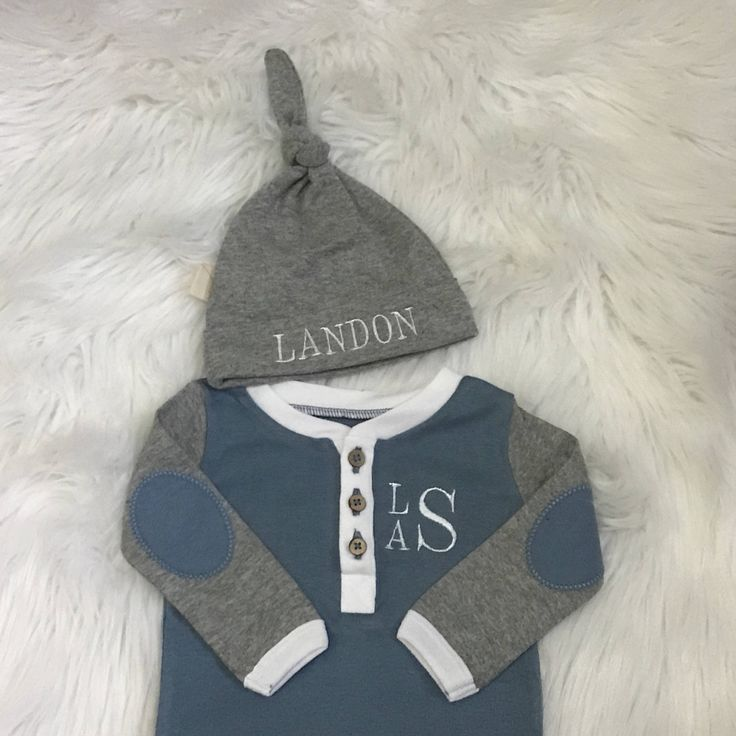 Newborn Boy Coming Home Outfit, Newborn Boy Gift, Newborn Baby Boy Outfit by SmittenBabyBoutique on Etsy https://www.etsy.com/listing/567567044/newborn-boy-coming-home-outfit-newborn