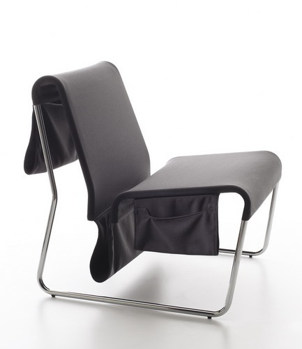 Danese Farallon Lounge Chair Design by Yves Behar