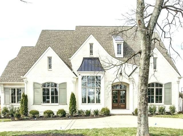 Image Result For Tudor Revival Exterior Paint Colors House