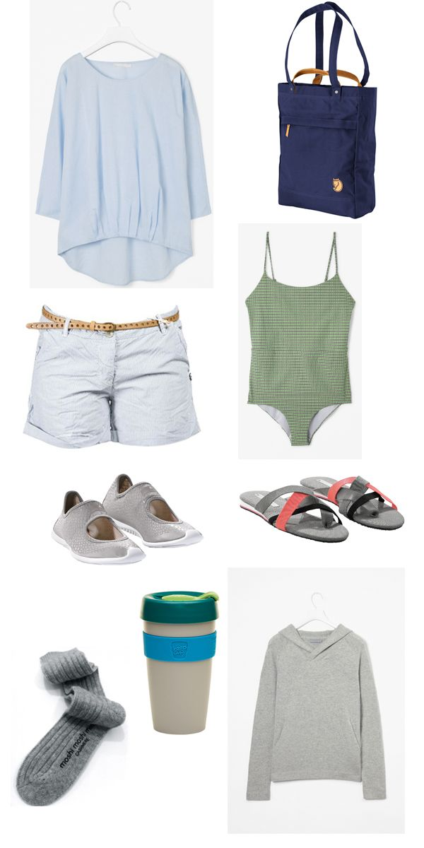Camping outfit