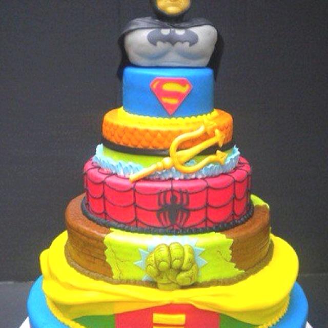 Cool boys cake | Wow!!! | Pinterest