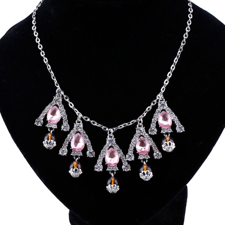 Find More Chain Necklaces Information about 2017 choker New Arrival Spring Colorful Crystal Women Brand Maxi Statement Necklaces& Pendants Vintage Turkish Jewelry Necklace,High Quality jewelry necklace stand,China jewelry gift boxes for necklaces Suppliers, Cheap necklace jewelry making from Yiwu zenper accessories crafts co.,ltd  on Aliexpress.com