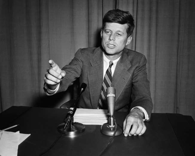 With more to come, new JFK documents offer fresh leads 54 years later   -  December 28, 2017.  After getting elected to the U.S. House of Representatives in 1948 and 1950, he defeated Henry Cabot Lodge Jr. for a Senate seat in 1952.