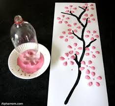 cherry blossom trees on pin cushions - Google Search