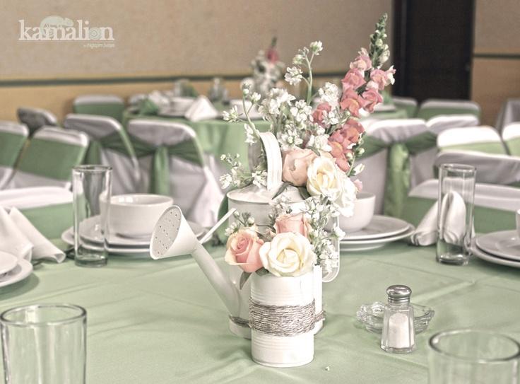 Centros de mesa decoraci n centerpiece vintage decor wedding - Adornos mesa de centro ...