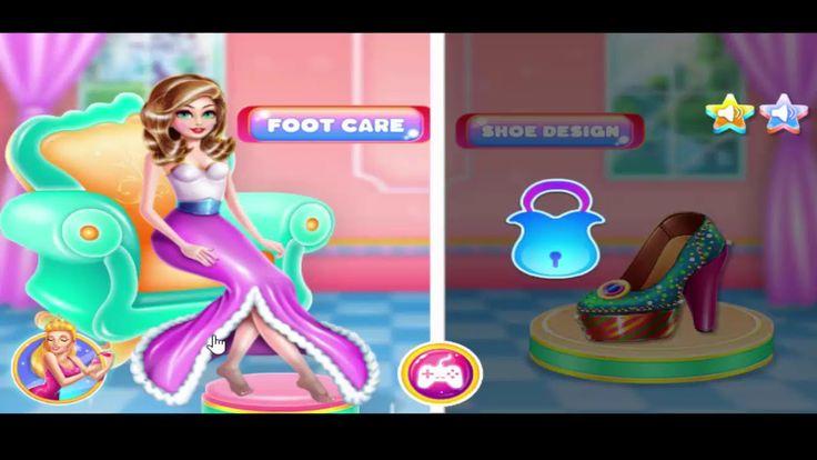 Disney Princess games Princess Shoe Designer