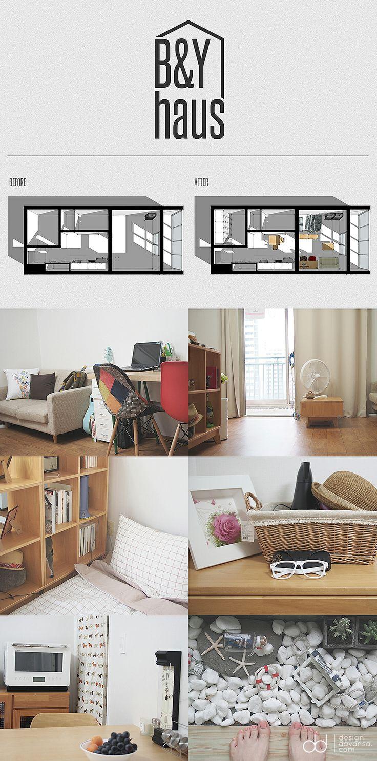 B&Y haus sanvon, self interior