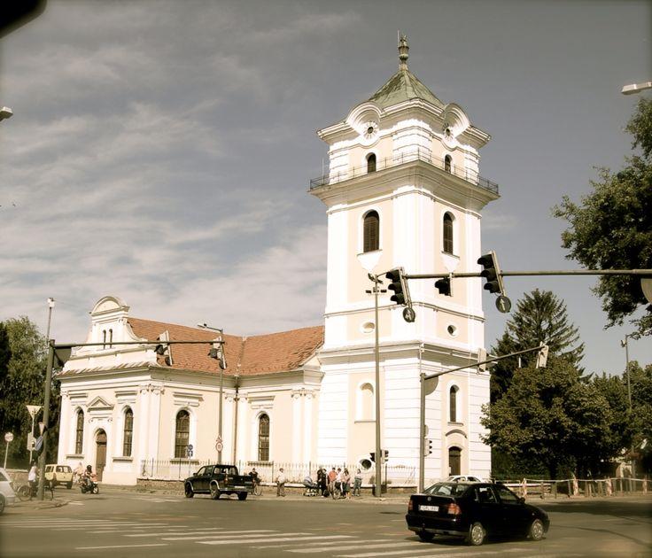Church - Békéscaba Hungary.