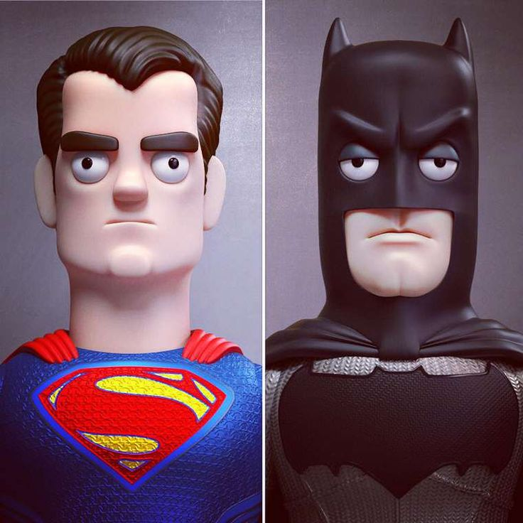 We already talked last year about the Vinyl Idolz, these awesome figurines inspired by characters from pop culture! From Batman to Star Wars through Alien, T