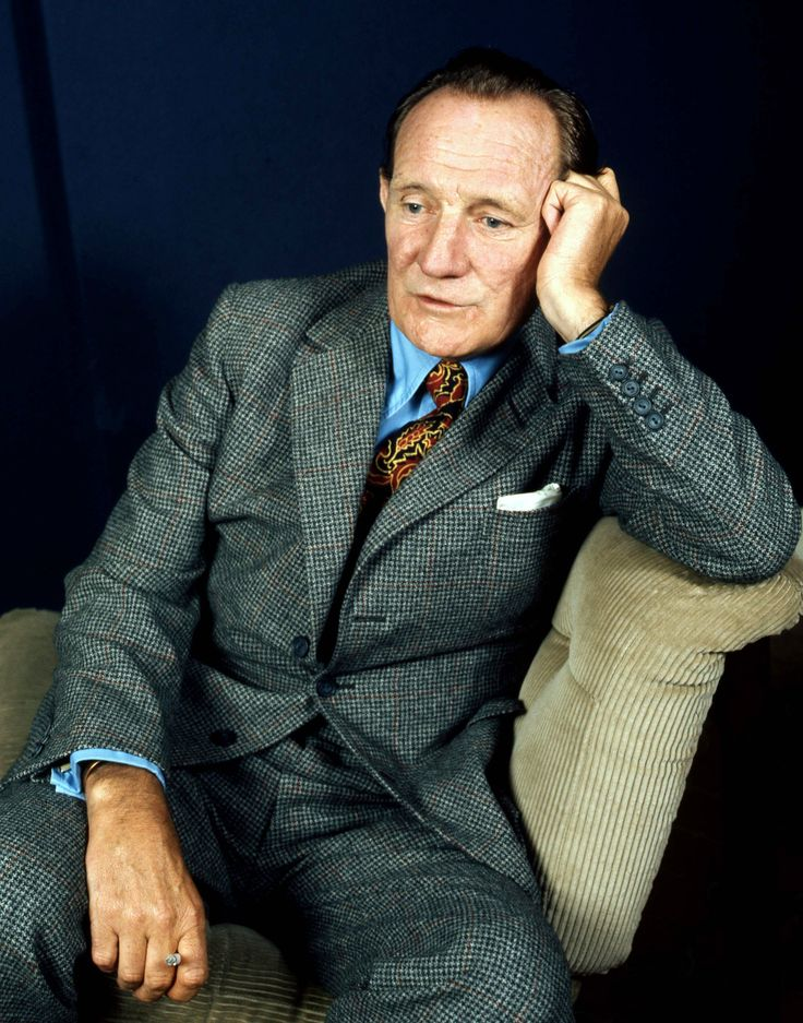 Trevor Howard Tells You About Houndstooth Flannel. But, will you listen?