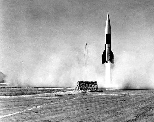 October 3, 1942: The V-2 rocket becomes the first man-made ...