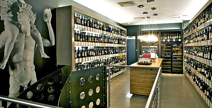 Vini Italiani Wine Bar London