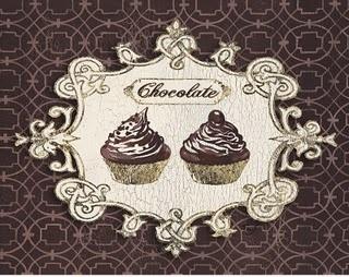 .: Cupcakes Posters, Blades Decoupage, Gild Cupcakes, Cupcakes Cuti, Bello Cupcakes, Laminae Vintage, Artstefania Ferris, Art Stefania Ferris, Cupcakes Rosa-Choqu