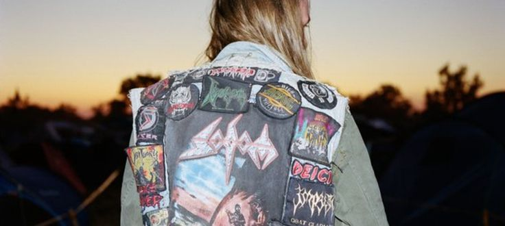 The Patch Collections of Hellfest 2014 | NOISEY