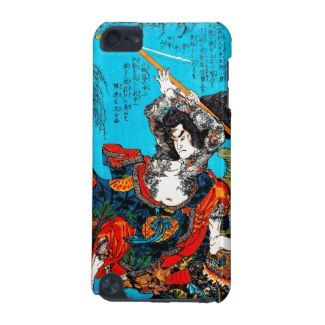Legendary Suikoden Hero Warrior Jo Kuniyoshi art iPod Touch 5G Cases #case #tattoo #suikoden #hero #warrior #jo #kuniyoshi #art #classic #japanese #oriental #Japan #samsung