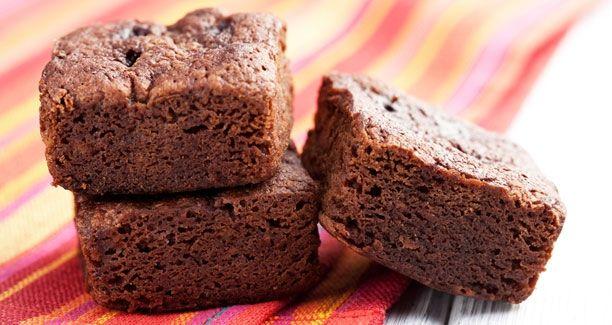 Brownies | Opskrift på sunde brownies uden gluten