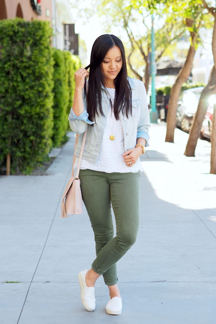 Blushing Over Spring Weather! Style By Ginger