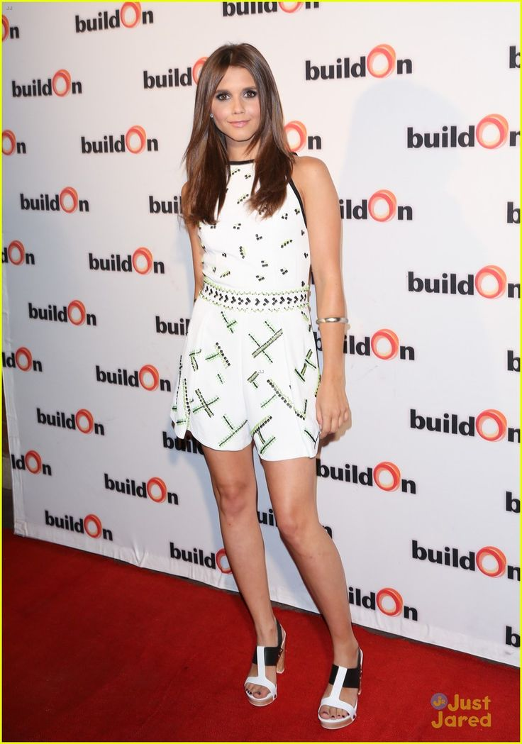 Alexandra Chando: BuildOn Charity Event