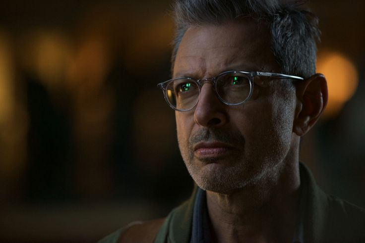 Jeff Goldblum as Director David Levinson in Independence Day: Resurgence..
