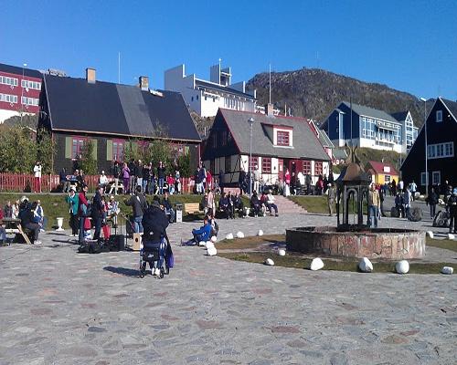 Qaqortoq City