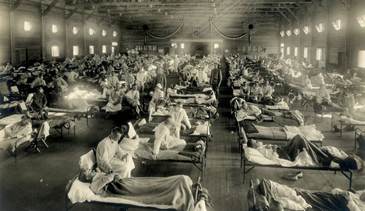 Doctors say it is only a matter of time when we will face another flu pandemic similar to the deadly Spanish Flu Pandemic of 1918.
