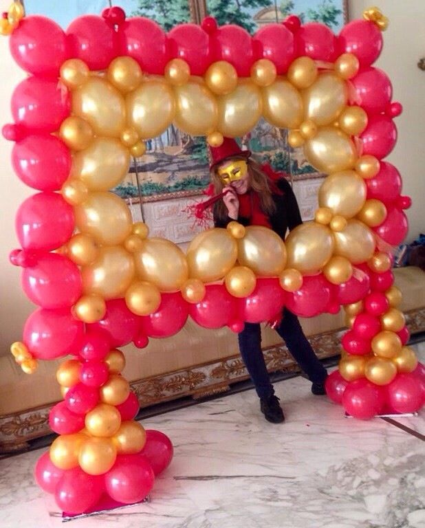 40 Best Images About Balloon Picture Frames On Pinterest