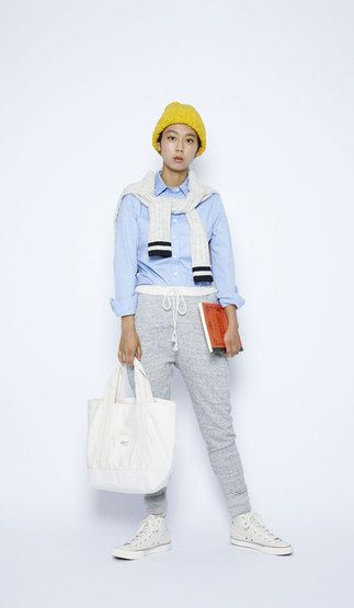 2013.10.01 | 30DAYS COORDINATE | niko and... magazine [ニコ アンド マガジン]