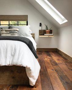 // Rough wood floors