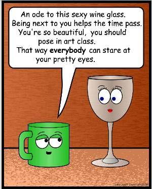Inanimate Objects Comics 28 I Love Coffee Coffee Addict