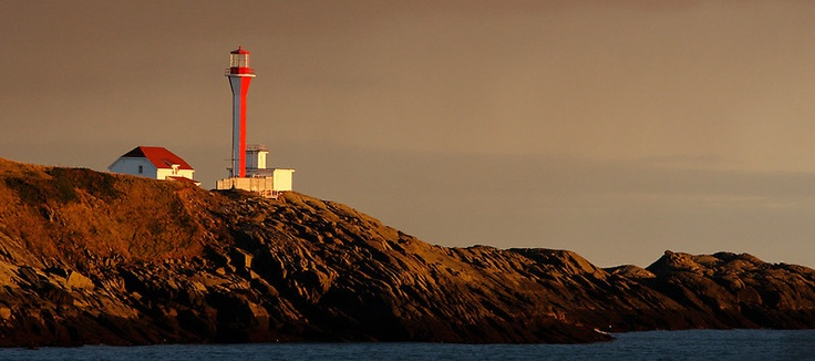Lighthouse at the Golden Hour