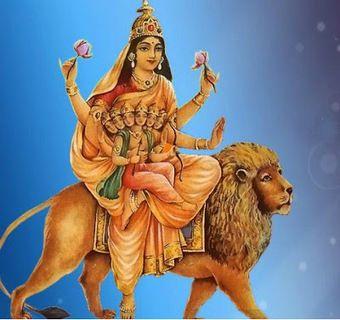 Navaratri day 5 - Skandamaata