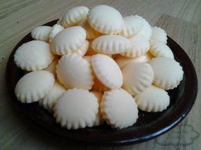 Recepty - Žloutkové cukroví - Lanškrounské dortíky Michaely Dolníčkové - Cukrářské recepty