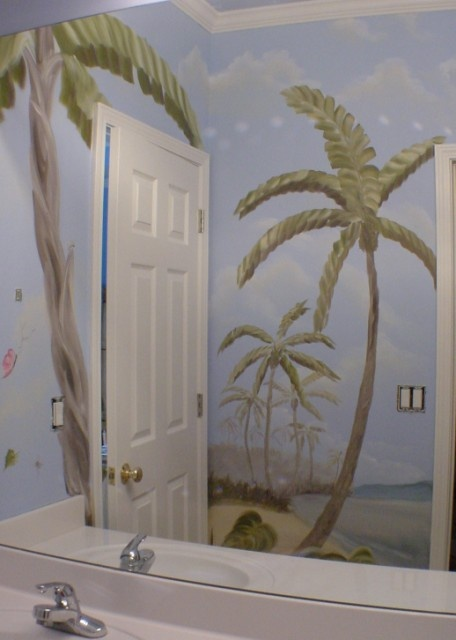 14 Best Images About Wall Murals On Pinterest Beach Wall