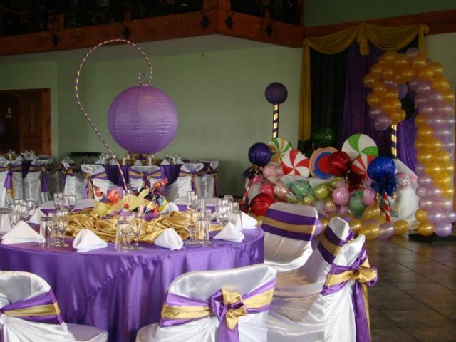 Fiesta De 15 A 241 Os Willy Wonka Fiestas Tem 225 Ticas