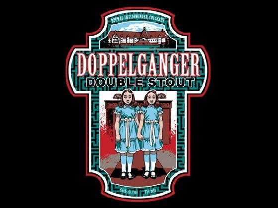 Doppleganger Double Stout - The Shining
