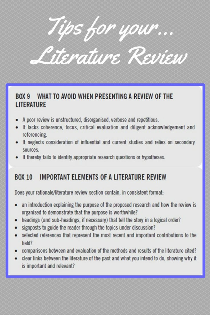 Research Proposal Literature Review – Compose It Effectively By Answering 4 Simple Questions