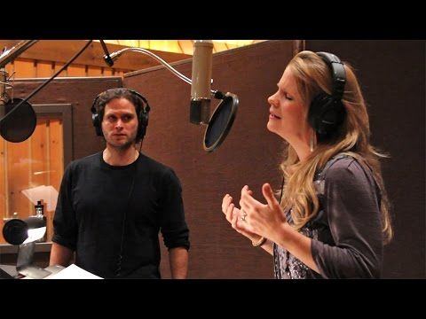 """kelli o'hara and steven pasquale ~ """"one second and a million miles"""" ~ bridges was magical as a musical"""
