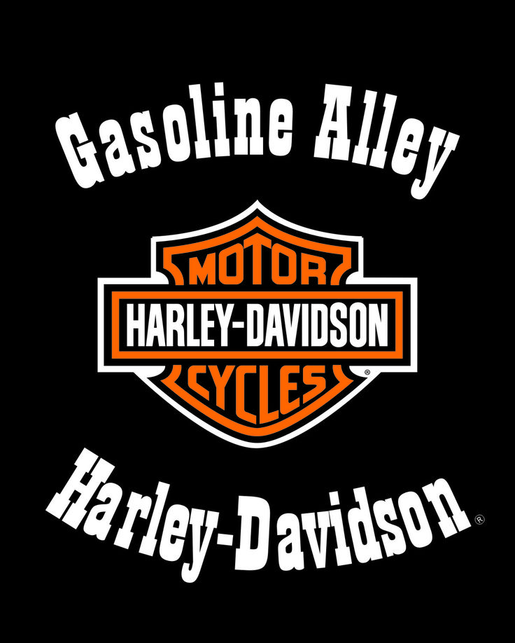 Gasoline Alley Harley Davidson! Huge thanks!