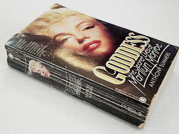 Goddess The Secret Live Of Marilyn Monroe by pocketbooksandthings