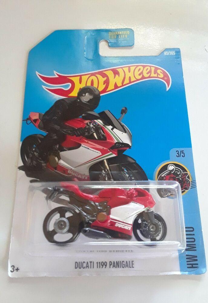 2015 Mattel Ducati 1199 Panigale Dty24 Hot Wheels 1 64 Die Cast