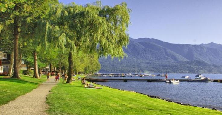 September at Cultus Lake - Image Copyright Tim Epp