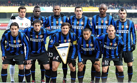 glorioso inter de milan 2010
