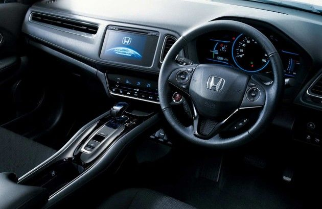 Honda-HRV-RS-Interior ~ http://autonetmagz.net/new-honda-hr-v-indonesia-will-be-available-in-4-version/7226/