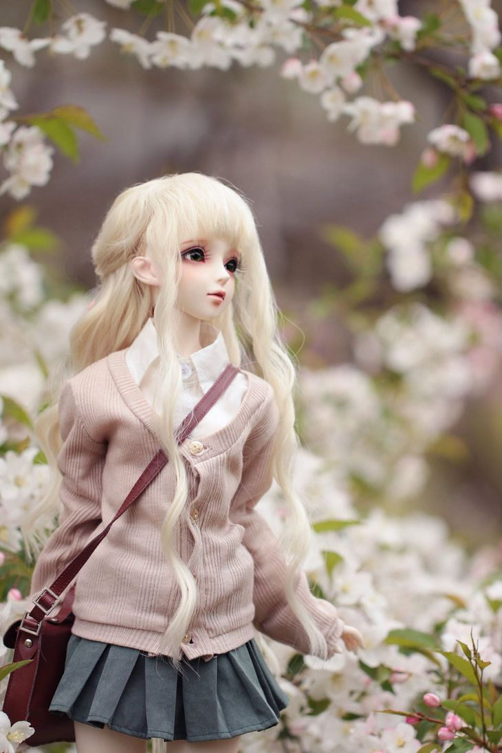 Spring by Angell-studio on DeviantArt